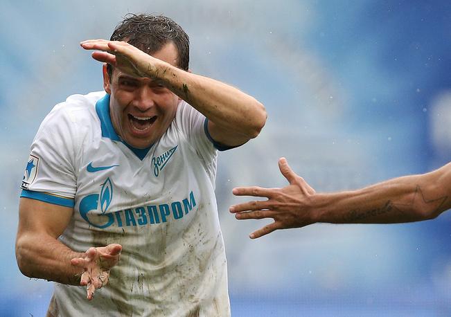 "Александр Кержаков (""Зенит"")"