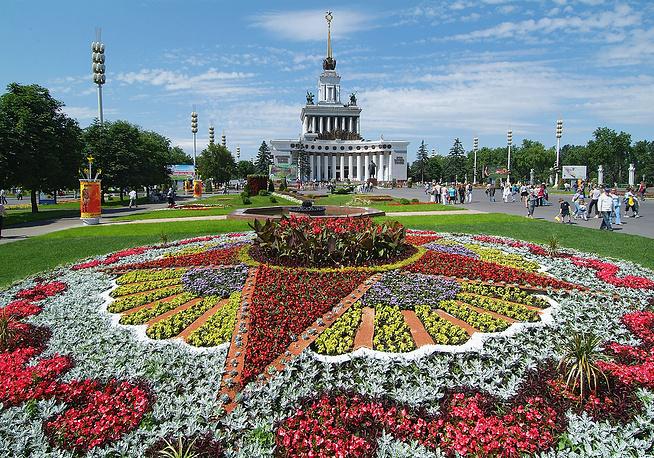 Фестиваль цветников и ландшафтной архитектуры, 2005 год