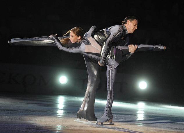 Также в дни форума пройдет шоу фигуристов - чемпионов прошедшей Олимпиады в Сочи