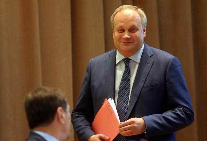 Заместитель министра спорта РФ Юрий Нагорных