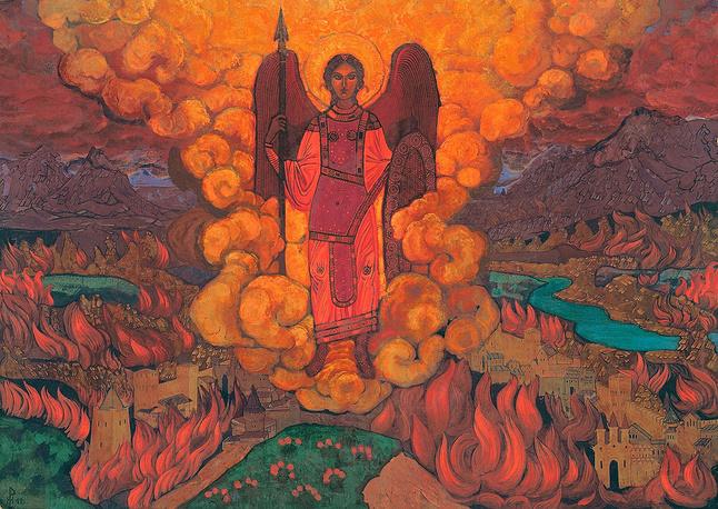 """""""Ангел Последний"""" 1912 г."""
