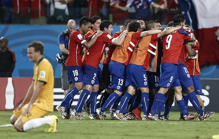 Австралия повержена, впереди Испания