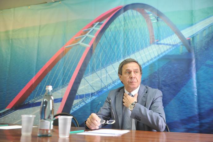 Врио губернатора Новосибирской области Владимир Городецкий
