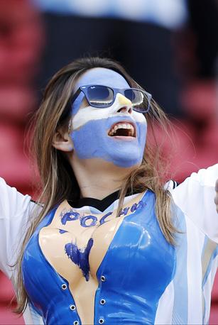 Болельщики сборной Аргентины могут быть довольны