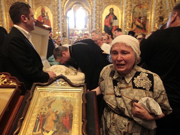 Митрополит Владимир умер в возрасте 78 лет в киевской больнице после тяжелой продолжительной болезни