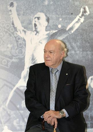 Альфредо Ди Стефано, 2008 год