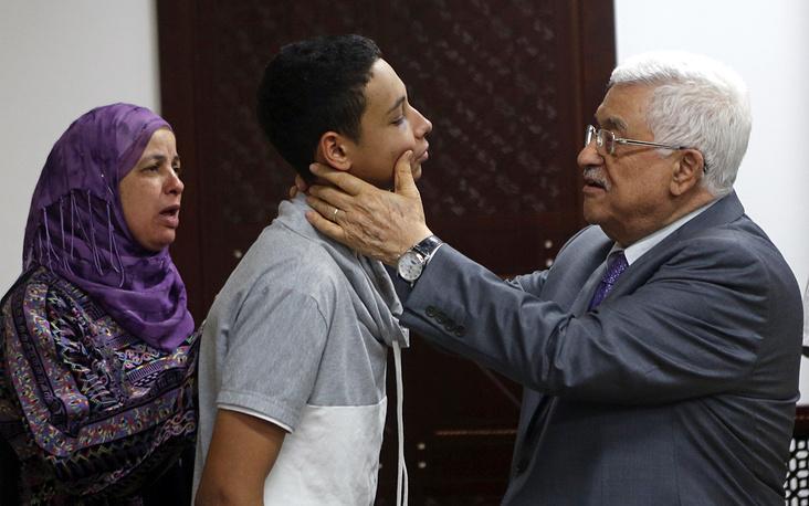 Президент Палестины Махмуд Аббас назвал происходящее в секторе Газа геноцидом, совершаемым Израилем