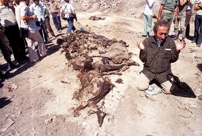 В результате военных действий с обеих сторон погибли около 1 тыс. человек, примерно 2,5 тыс. получили ранения, сотни до сих пор считаются пропавшими без вести