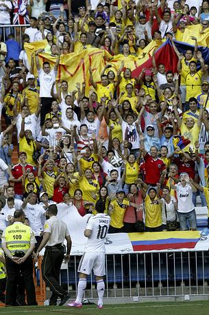 Презентацию новичка испанского клуба посетили более 30 тысяч человек