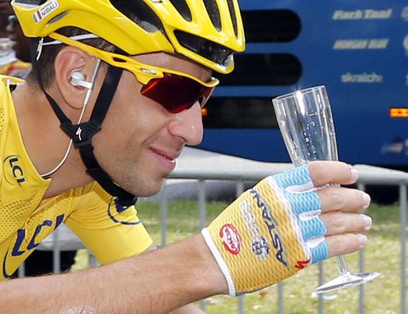 "Ранее итальянец побеждал на ""Вуэльте"" (2010) и ""Джиро д'Италия"" (2013)"