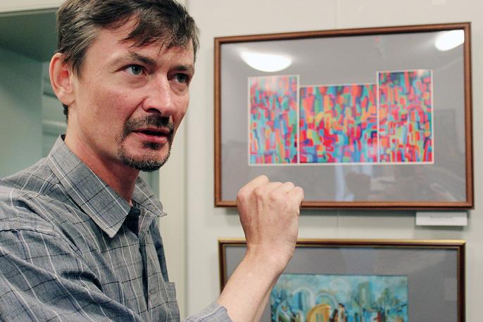 Даниил Ситников, художник
