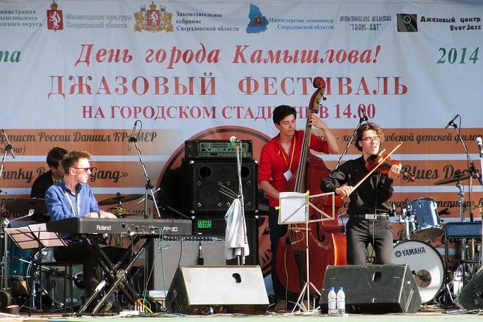 Джазовый квартет Бартоша Дворака