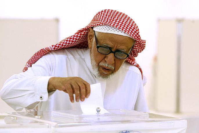 Выборы муниципальных советов в Саудовской Аравии, 2011 год