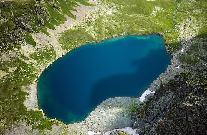 Нетронутая природа Кавказа.