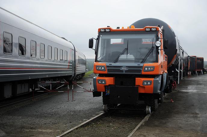 Многофункциональное транспортное средство ТМВ-2 с обновленной кабиной