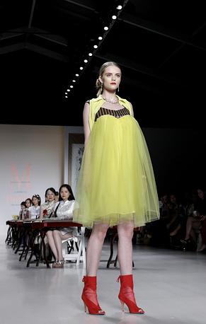 Коллекция тайваньского дизайнера Малана Бретона (Malan Breton)