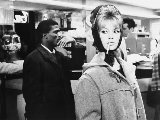 """Брижит Бардо работала с такими известными режиссерами, как Луи Маль, Жан-Люк Годар, Кристиан-Жак. На фото: Брижит Бардо в фильме """"Истина"""" (1960)"""