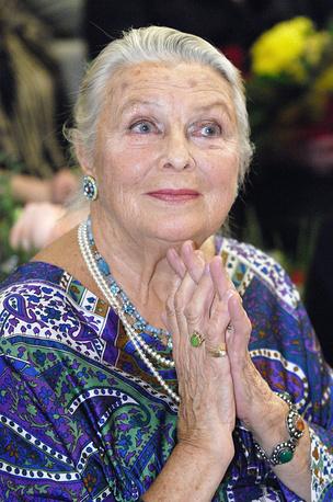 Актриса Вия Артмане (Латвия), 2007 год