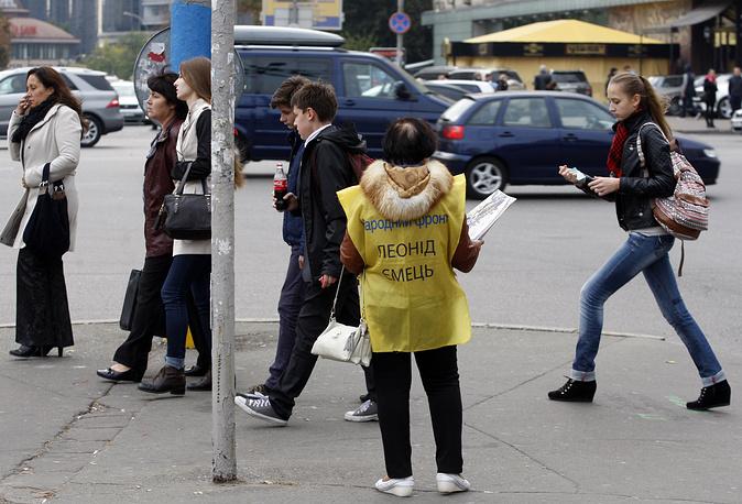 """В досрочных выборах участвуют около 6 тыс. человек, 16 из них - участники рейтинга 100 богатейших бизнесменов по версии украинского Forbes. Миллионеры и миллиардеры есть в списках практически всех партий, кроме """"Народного фронта"""""""
