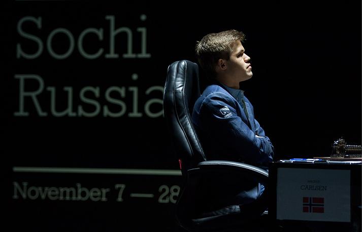 23-летний Магнус Карлсен - 16-й чемпион мира. В апреле 2004 года он был признан гроссмейстером, став третьим в списке самых молодых обладателей этого звания в истории шахмат