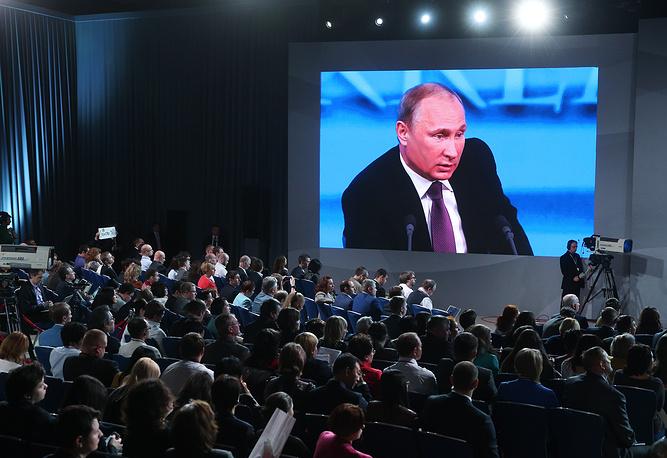 """Что касается """"разворота на Восток"""", то, по словам российского лидера, он связан не с политикой, а с ситуацией в глобальной экономике"""
