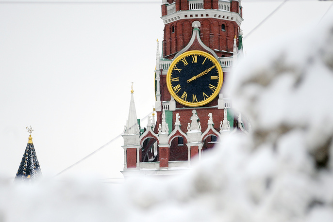 26 октября в 2.00 мск большинство регионов РФ перевели стрелки на час назад