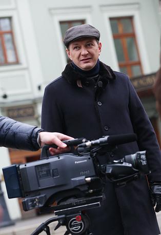 Актер Марат Башаров