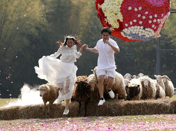 14 февраля во всем мире отметили День святого Валентина