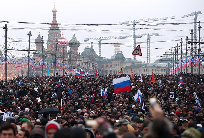 Касьянов также призвал переименовать Большой Москворецкий мост в Немцовский