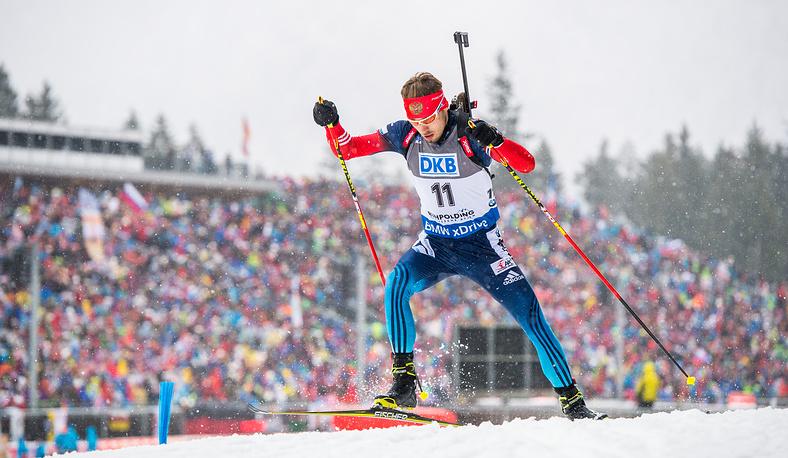 Безоговорочным лидером мужской национальной команды является Антон Шипулин. На восьми этапах Кубка мира на его счету победа и третье место в спринте, золото и серебро в масс-старте, а также второе место в гонке преследования