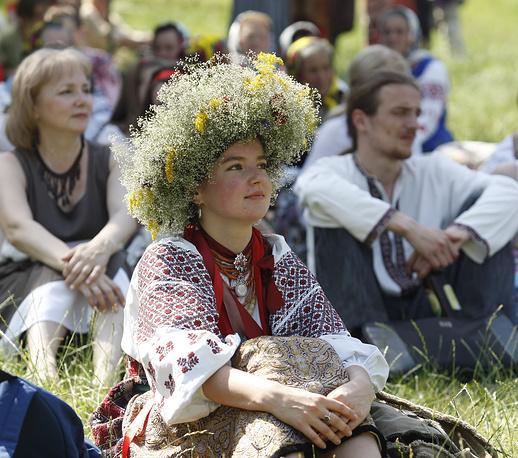 Доля украинцев, согласно переписи 2010 года, сократилась по сравнению с аналогичными данными 2002 года с 2,05% до 1,41%