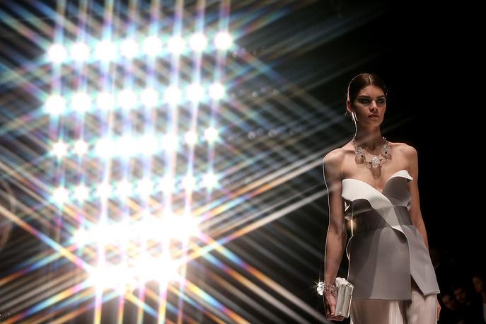 27 марта состоялся показ коллекции Laroom дизайнера Евгении Легкодымовой