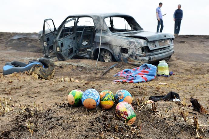 По данным Минздрава республики, в результате пожаров погибли 15 человек