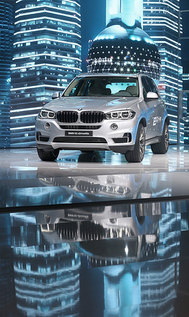 Автомобиль BMW X5 xDrive40e