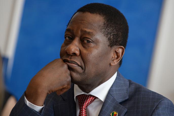 Чрезвычайный и полномочный посол Республики Бенин в РФ Габриэль Кочофа