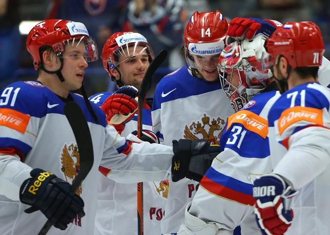 9 мая сборная России по хоккею разгромила команду Белоруссии в матче группового раунда чемпионата мира в Чехии. Встреча группы В, прошедшая в Остраве, завершилась со счетом 7:0