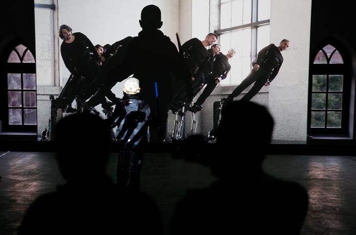 """Ночь в музее - 2015"""" в государственном центре современного искусства в Калининграде"""