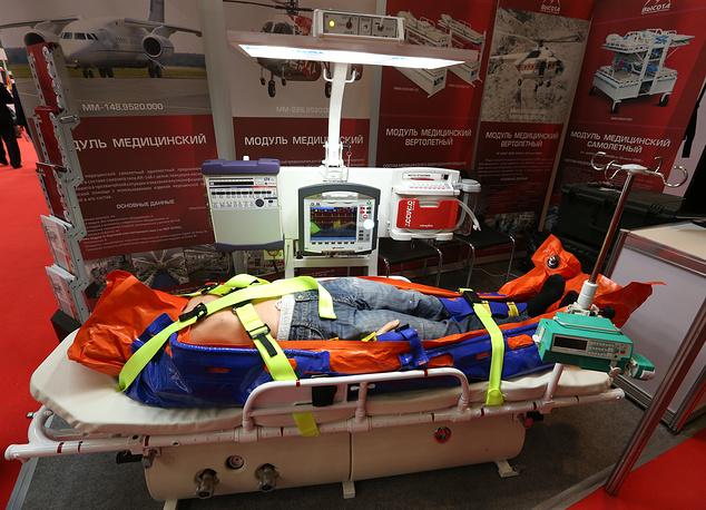 Модуль медицинский вертолетный