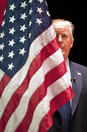 16 июня американский бизнесмен и телеведущий Дональд Трамп объявил о вступлении в президентскую гонку