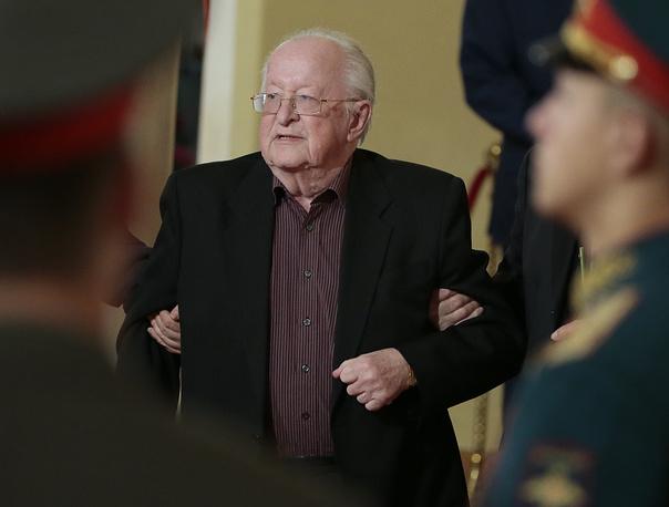 Бывший глава Центробанка РФ Виктор Геращенко