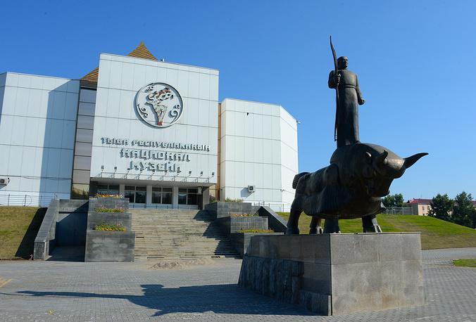 Национальный музей Тувы