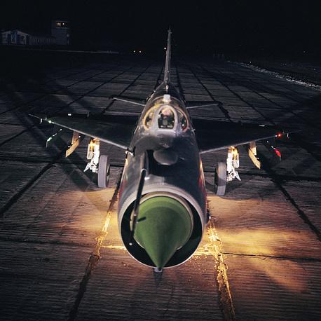 МиГ-21 выпускался серийно в СССР с 1959 по 1985 год, а также в Чехословакии, Индии и Китае, состоял на вооружении более чем 65 стран