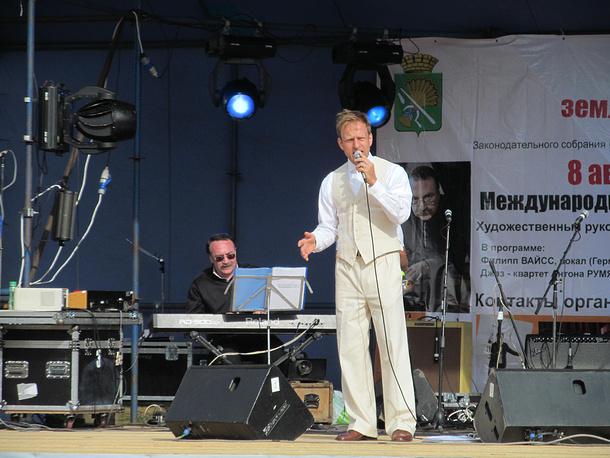 Даниил Крамер (слева) и Филипп Вайс
