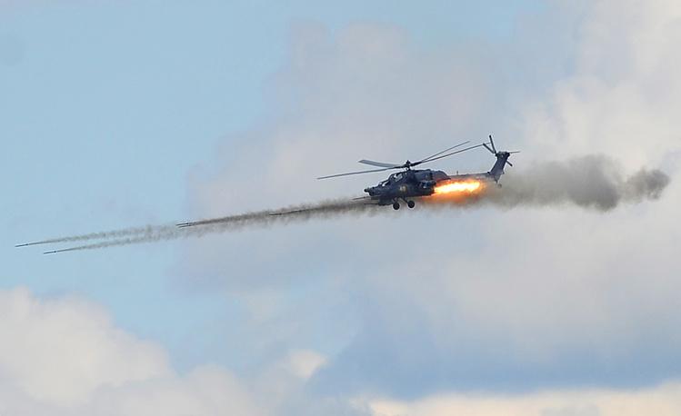 """Вертолет Ми-28Н """"Ночной охотник"""""""