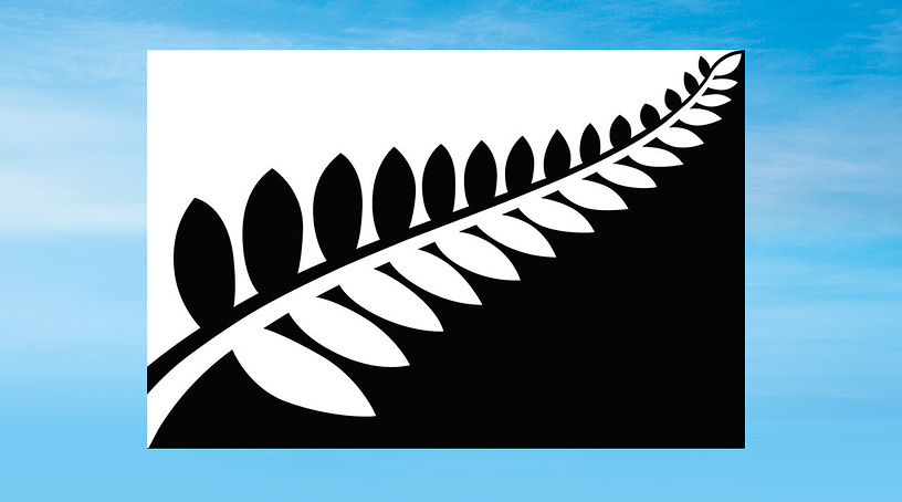 Silver Fern (Black & White)