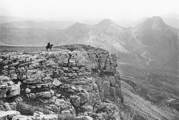 Дагестанская АССР. Хунзахское плато, 1975 год