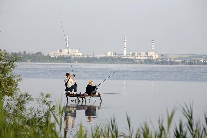 Курская АЭС расположена близ г. Курчатов в Курской области. Имеет 4 энергоблока мощностью 1 тыс. МВт каждый