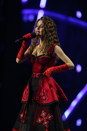 Участница конкурса от Болгарии Невена Цонева