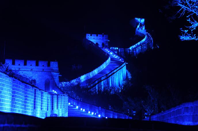 Великая Китайская стена, (Бадалин) Пекин, Китай