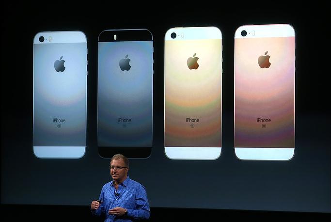 Вице-президент корпорации Apple Грег Джосвиак